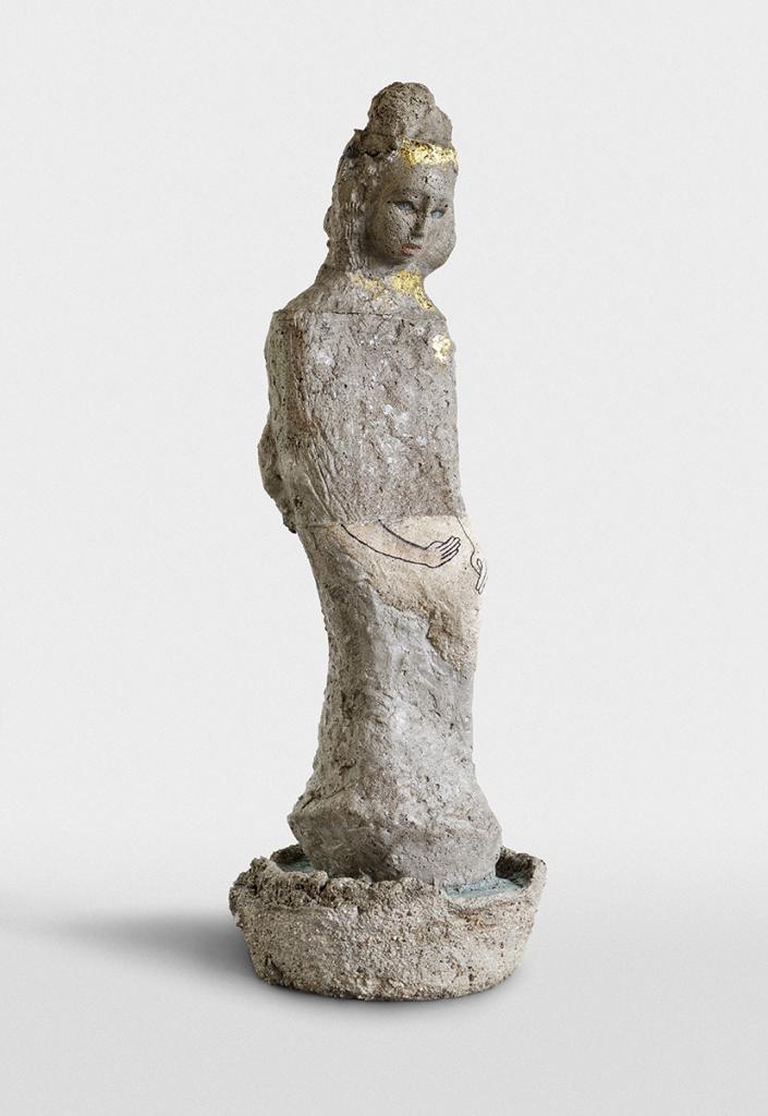 Sculpture: 92x33x32, 2013