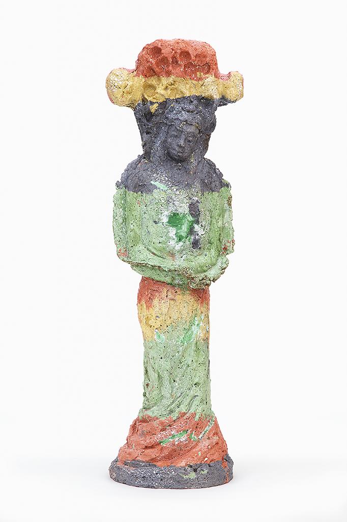 Sculpture: Maiseman sydän, 2017
