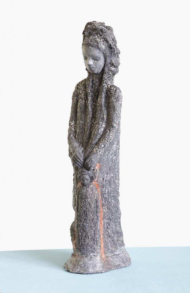 Sculpture: 90x28x28, 2012